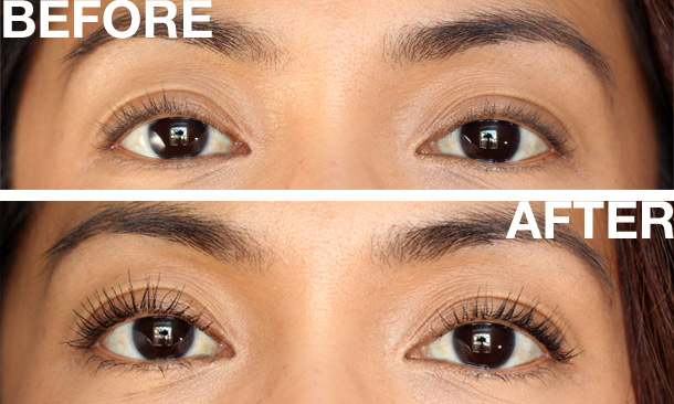 You may have to read this about Maybelline Falsies Or ...