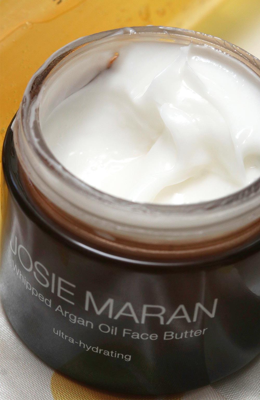 josie maran whipped argan face butter