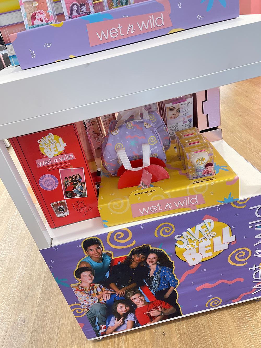 saved by the bell display 2