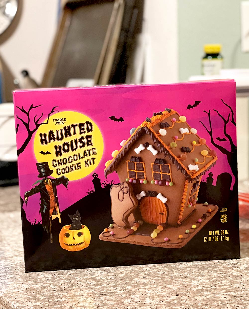 trader joes haunted house